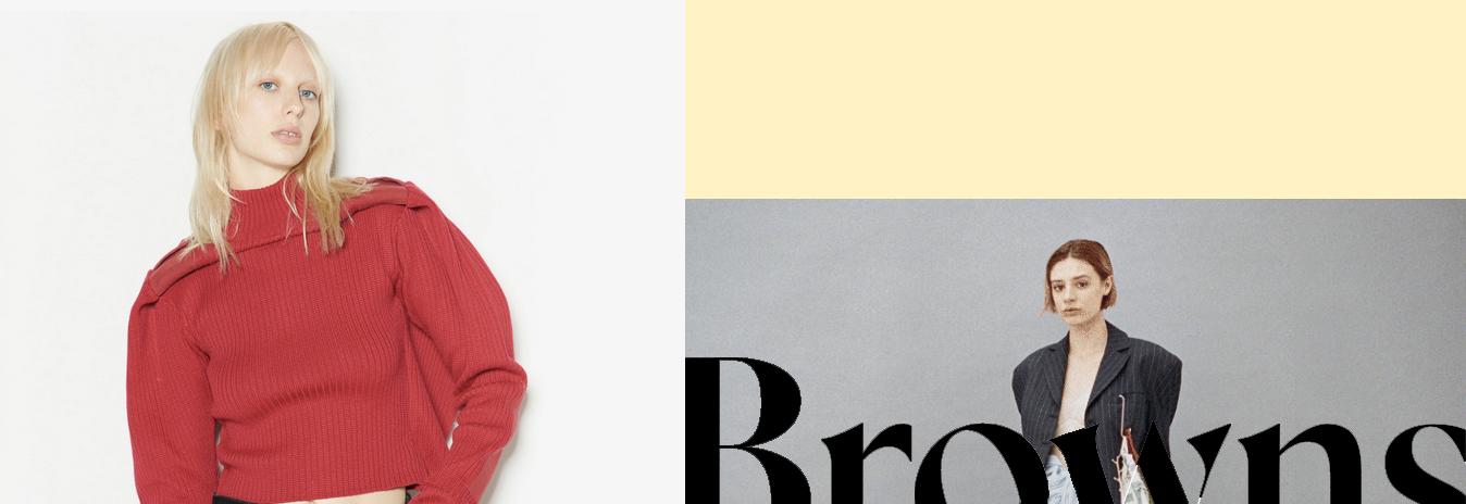 Browns Fashion banner