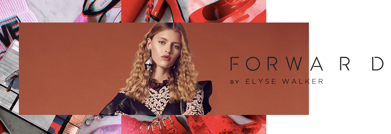 FORWARD by Elise Walker banner
