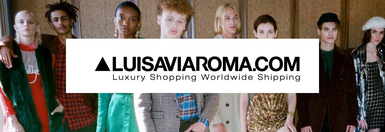 LuisaViaRoma banner