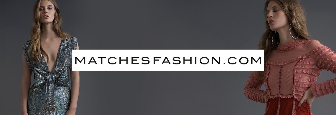 MatchesFashion banner