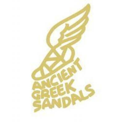 Ancient Greek Sandals logo