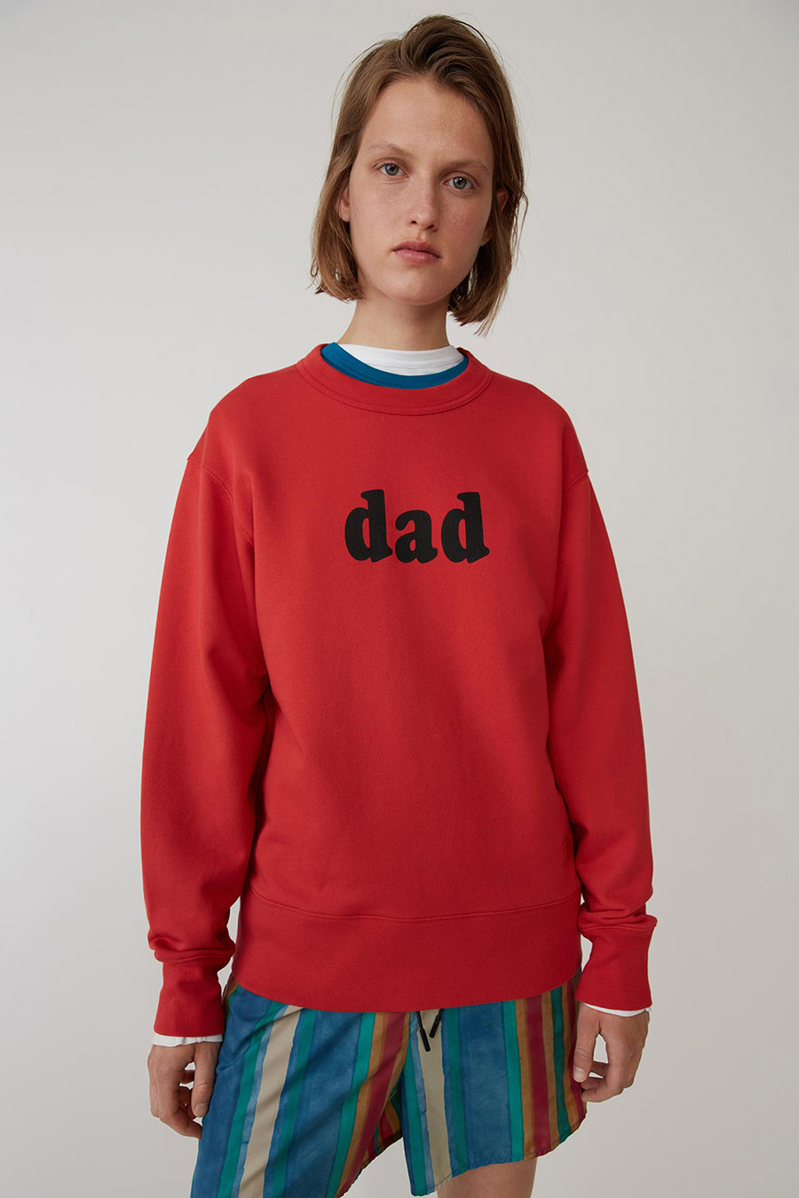 Acne Studios Face Collection Dad Sweater