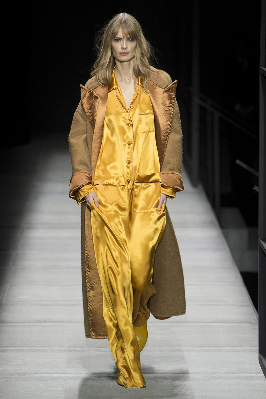 Bottega Veneta 2018 2019 Yellow
