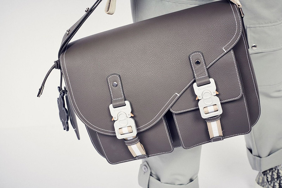 Kim Jones Dior Saddle Bag