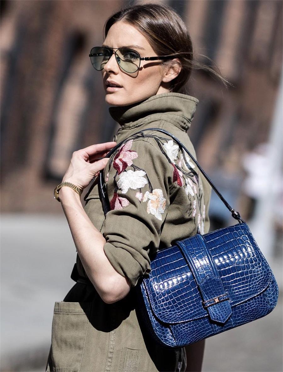 Olivia Palermo Ray Ban Sunglasses