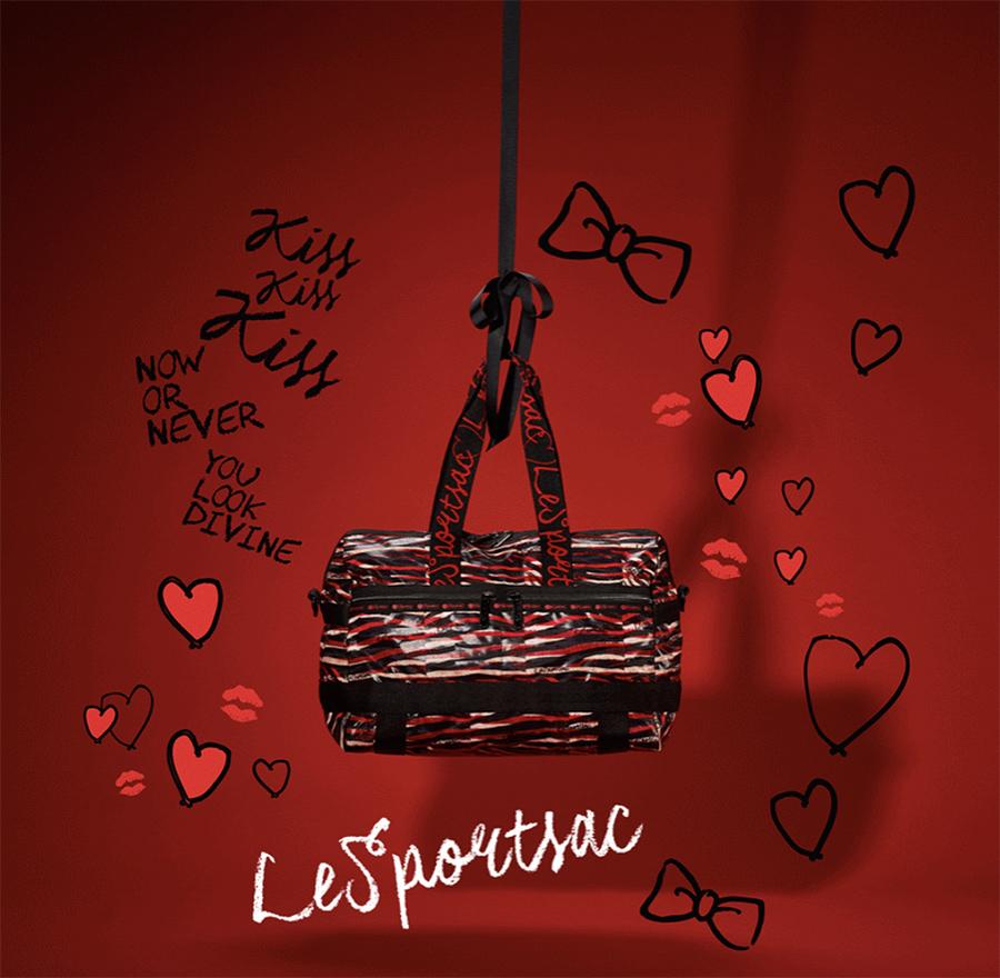 Alber Elbaz x LeSportSac Duffle Bag
