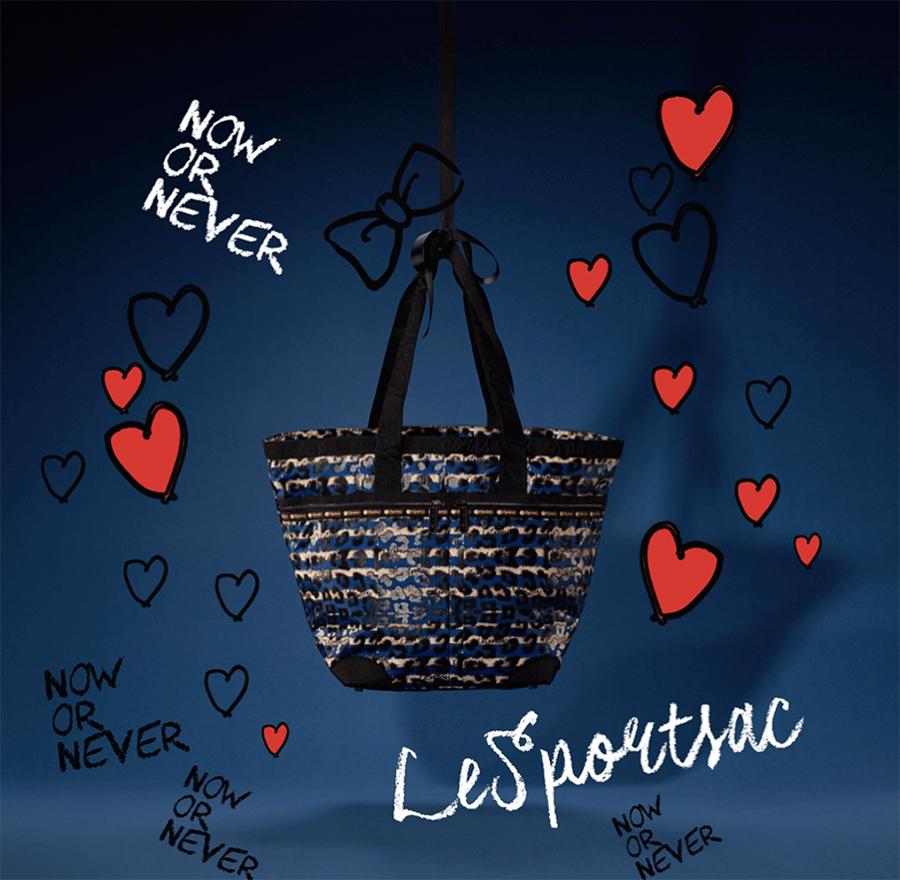 Alber Elbaz x LeSportSac Tote Bag