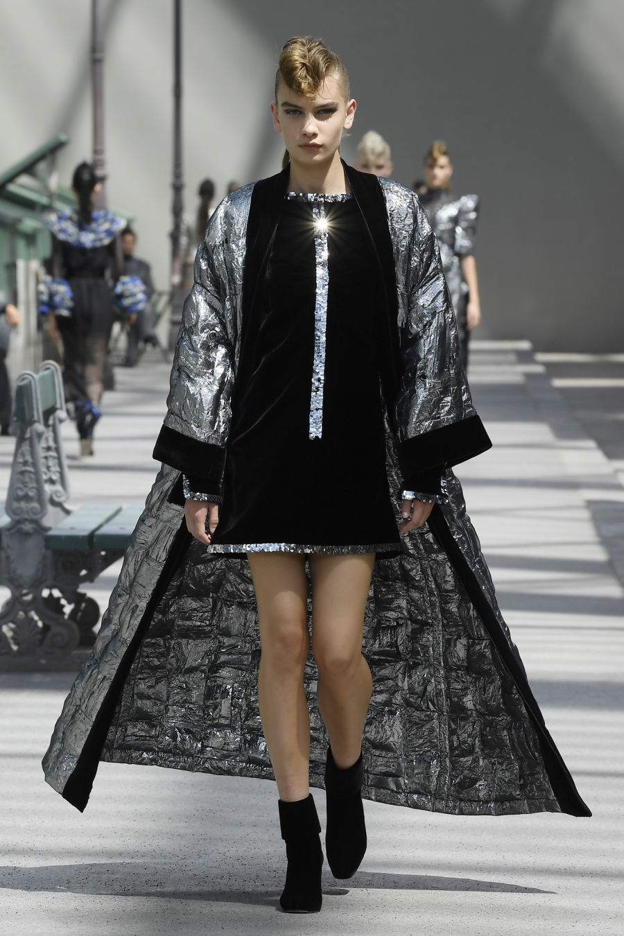 Chanel Couture Fall 2018 Paris Fashion Week