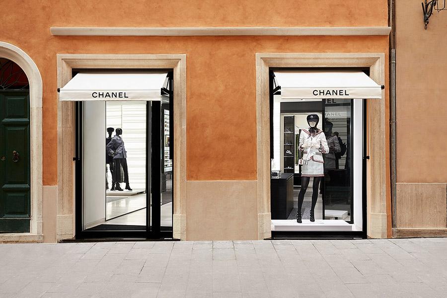 Chanel Store Rome Via Del Babuino