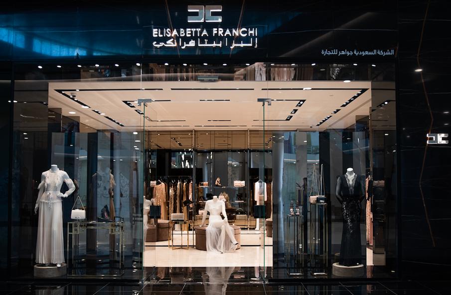 Elisabetta Franchi Riyadh Store