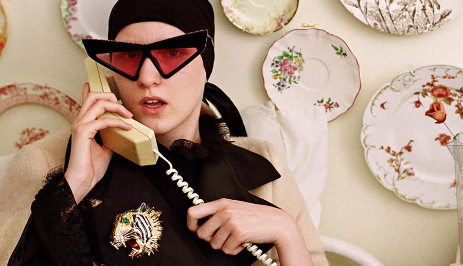Gucci FW18 Campaign