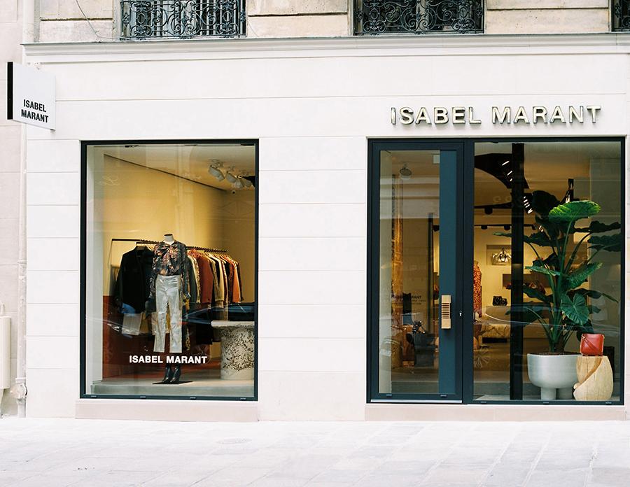 Isabel Marant Rue Saint-Honoré Store
