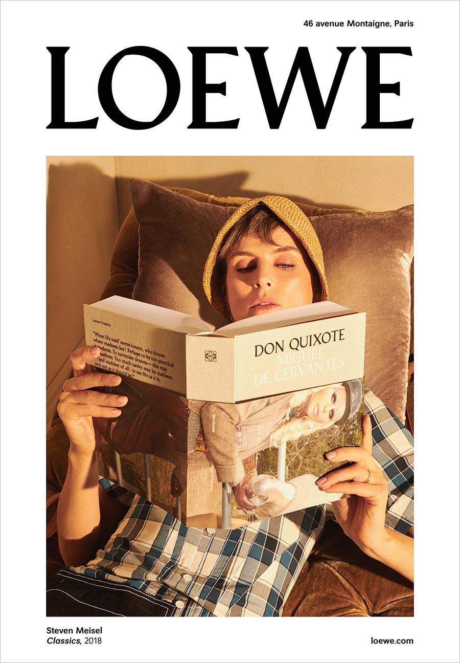 LOEWE Fall Winter 2018 Campaign