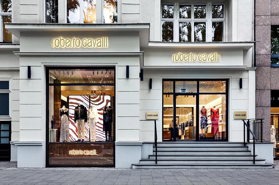 Roberto Cavalli Berlin Store