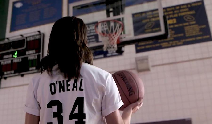 Victoria Beckham x Reebok collaboration: Shaquille O'Neal shirt