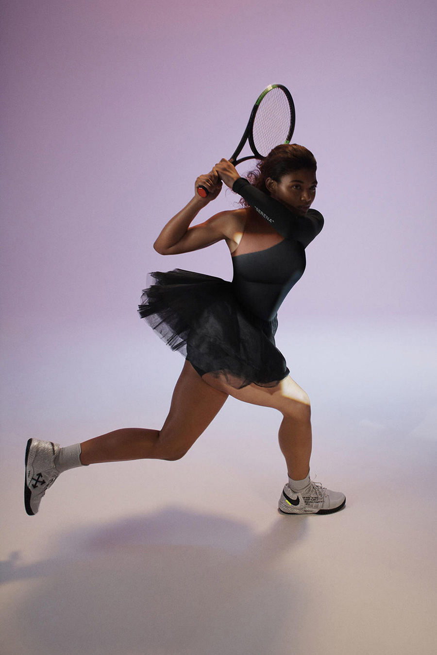 Serena Williams Nike x Virgil Abloh Queen Collection