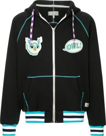 A(Lefrude)E Owl hoodie