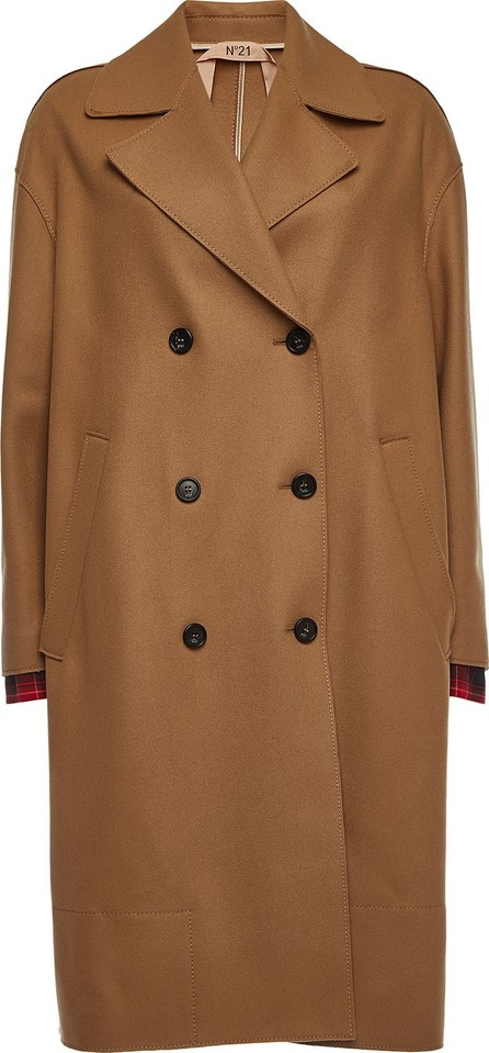 N°21 Wool Coat with Cashmere