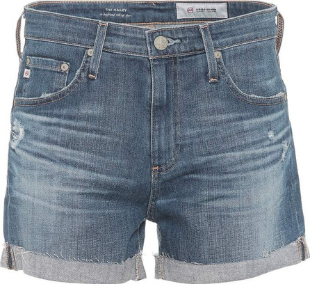 AG Jeans Hailey denim shorts