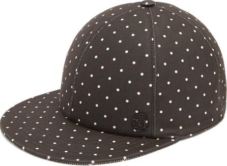 Hailey polka-dot cap