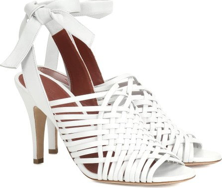 Loro Piana Kristin leather sandals