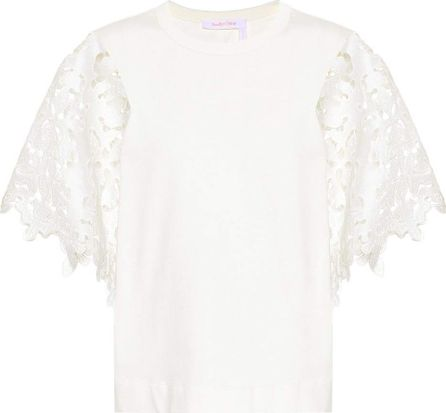 See By Chloé Cotton top