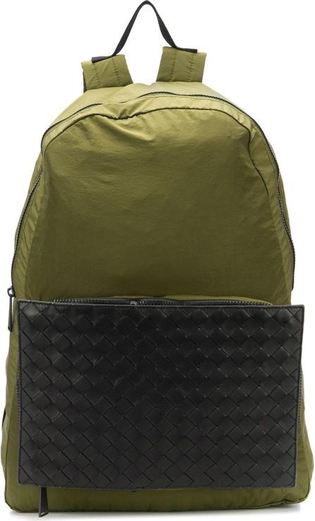 Bottega Veneta Intrecciato weave backpack