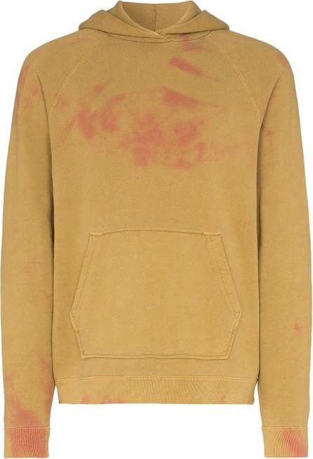 John Elliott Smudge print hoodie