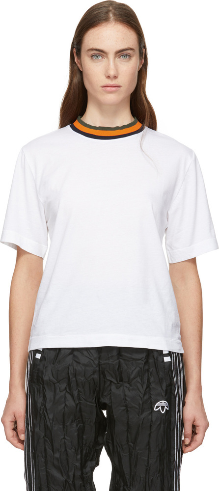 Etudes White Altogether T-Shirt