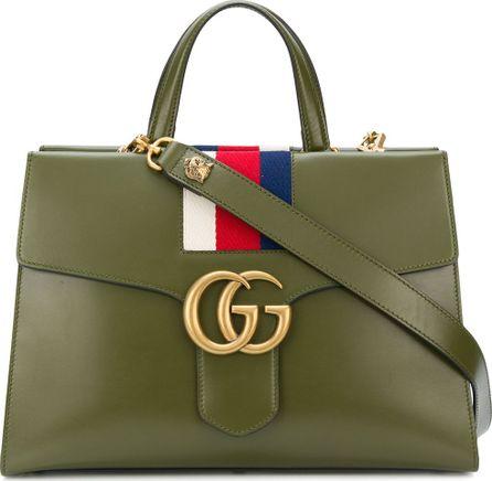 Gucci GG Marmont Sylvie Web tote
