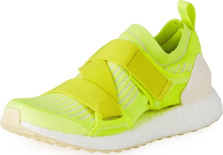 Adidas By Stella McCartney Ultraboost X Fabric Sneakers, Bright Yellow
