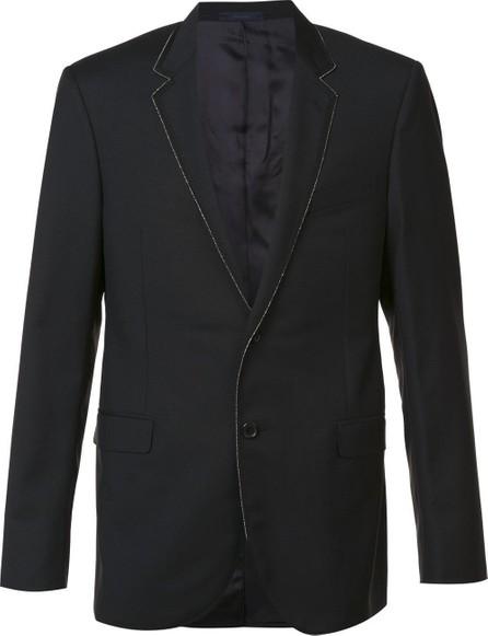 Lanvin chain ribbon trim jacket