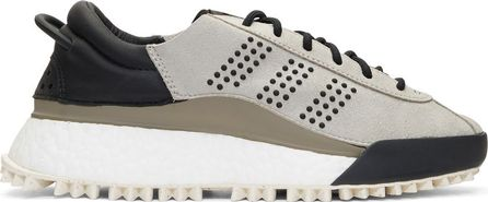 Adidas Originals by Alexander Wang Grey AW Hike Lo Boost Sneakers