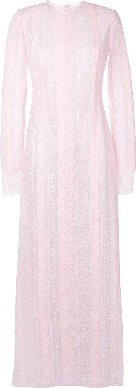 Ermanno Scervino lace maxi dress