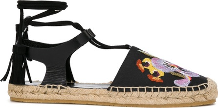 Etro floral embroidered espadrilles