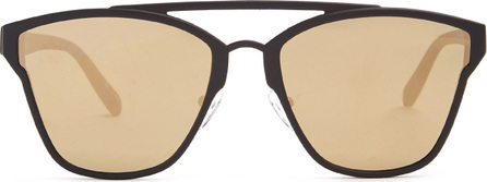 Le Specs Herstory square-frame sunglasses