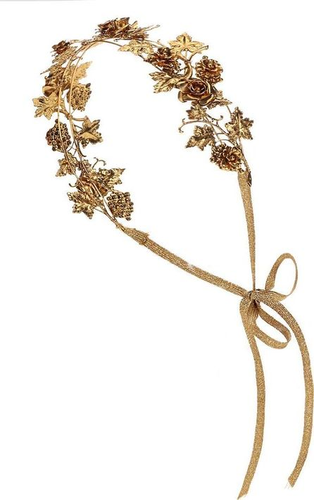 Jennifer Behr Rosalie floral headband