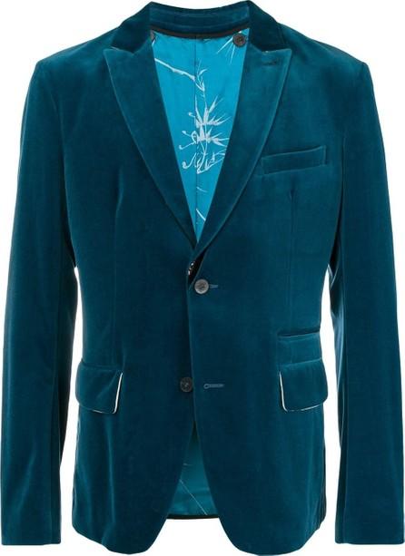 Haider Ackermann satin tailored jacket