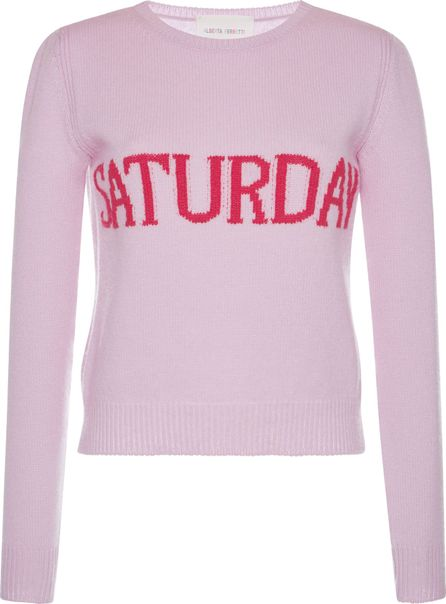 "Alberta Ferretti Cashmere Blend ""Saturday"" Sweater"