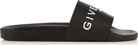 Givenchy Rubber pool slides