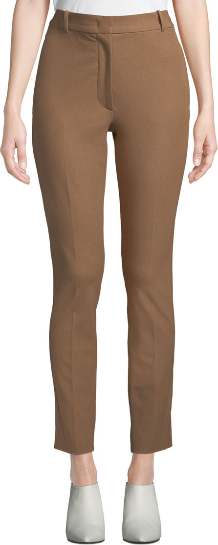 Joseph Zoom Gabardine Straight-Leg Trousers