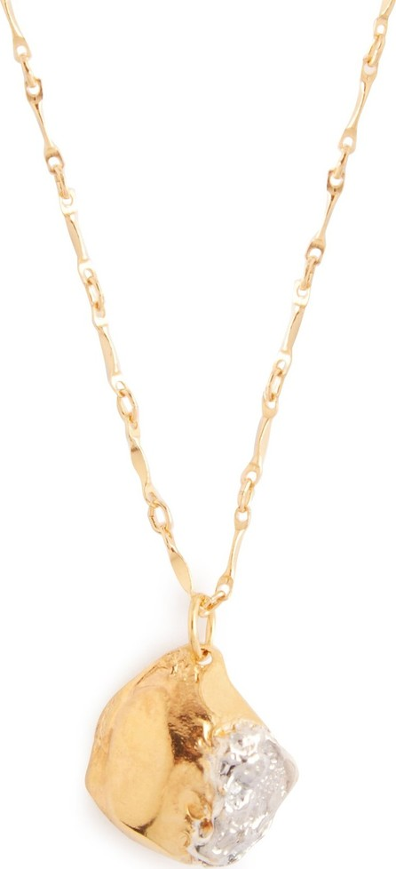 Alighieri Boy 24kt gold-plated necklace