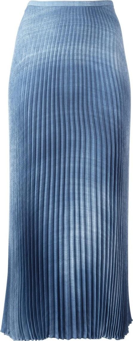 Ermanno Scervino midi pleated skirt