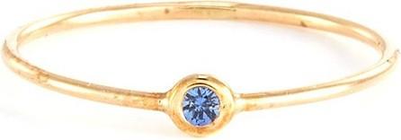 Sarah & Sebastian Lunette Stone' sapphire 10k gold ring