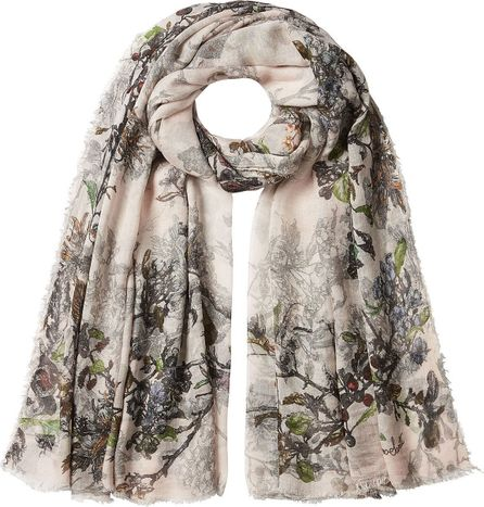 Faliero Sarti Printed Scarf with Cashmere