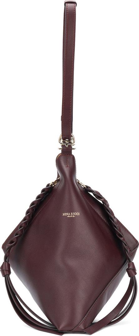 Nina Ricci Braided-detail shoulder bag