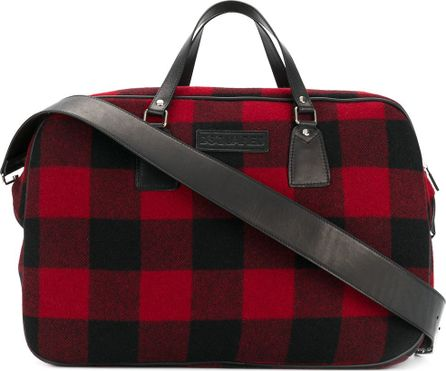 DSQUARED2 Dsquared2 x Only The Brave Foundation checked tote