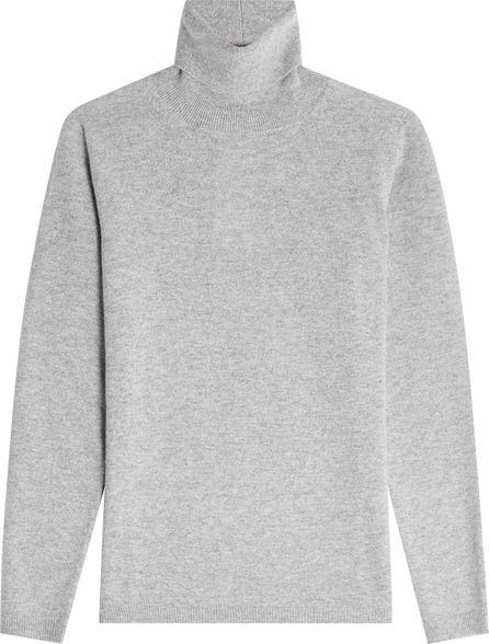 Max Mara Turtleneck Pullover with Virgin Wool and Cashmere