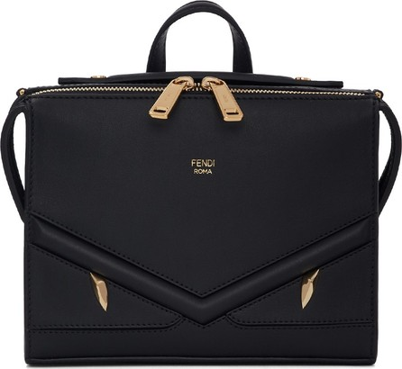 Fendi Black 'I See You' Messenger Bag