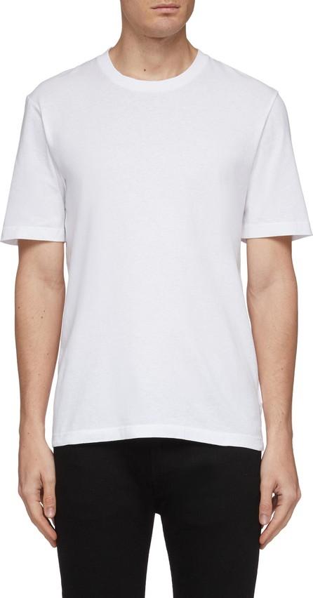 Helmut Lang Logo embroidered back T-shirt